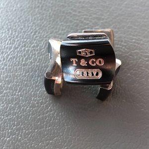 Tiffany & Co. Accessories - Titanium's cuff links Tiffany's